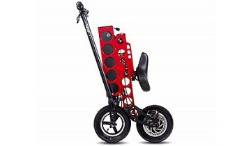 Urb E Folding Electric Scooter Review