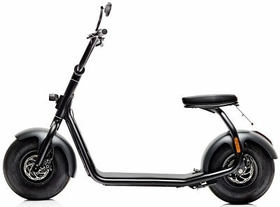 Scrooser Pure & Prime Electric Scooter & Parts For Sale Review