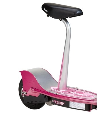 Girls Pink Electric Scooter For Kids & Adults Street Legal 7
