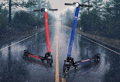 Qiewa Electric Scooter revies