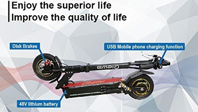 qiewa q1hummer 800watts electric scooter