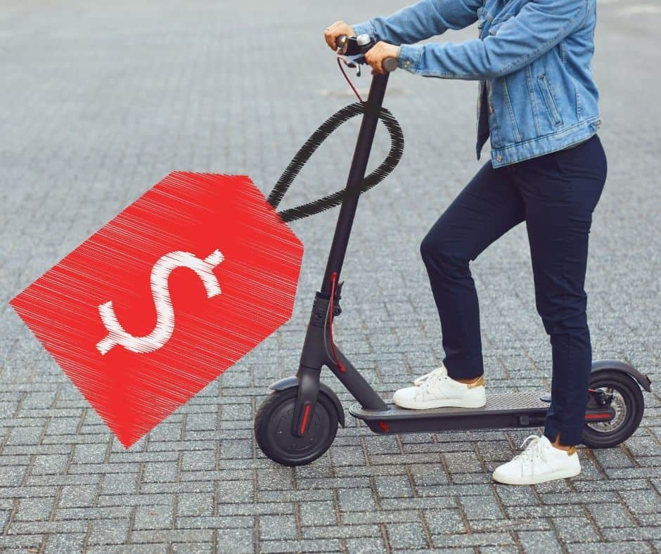 How Much Is An Electric Scooter