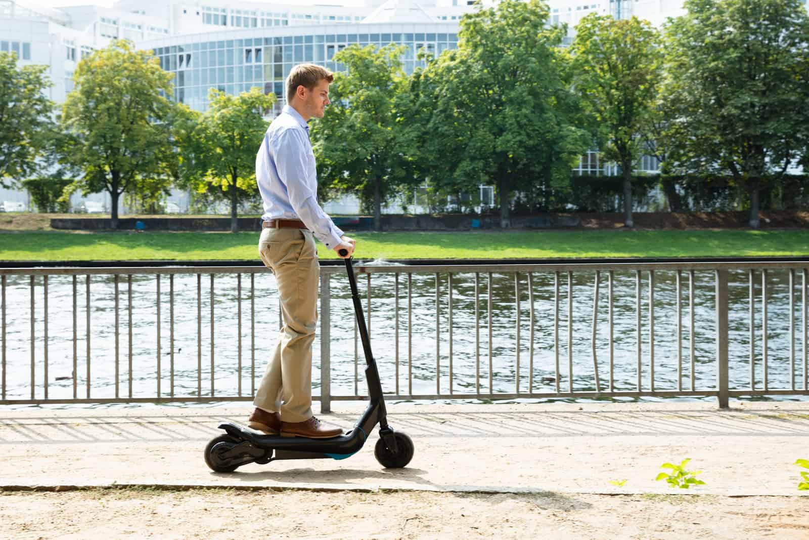 How Far Can An Electric Scooter Go On One Charge